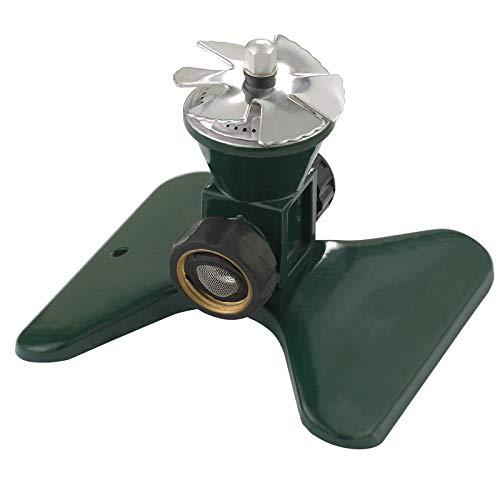 DongGuanShiHongBoZhu Sprinkler - Automatische Beregnungssystem 360-Grad-Drehung, Spirale Rasensprenger, Rasen Bewässerung von Pflanzen für Blumen und Gemüse bewässerung 143 * 137 * 120mm