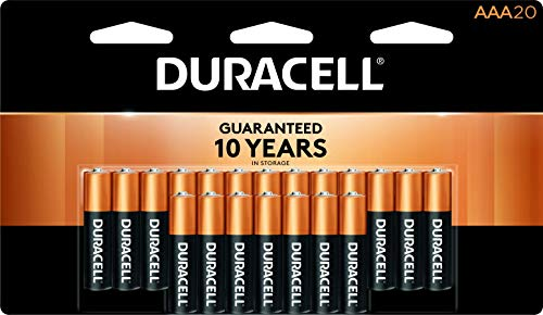 Top aaa batteries duracell procell for 2020