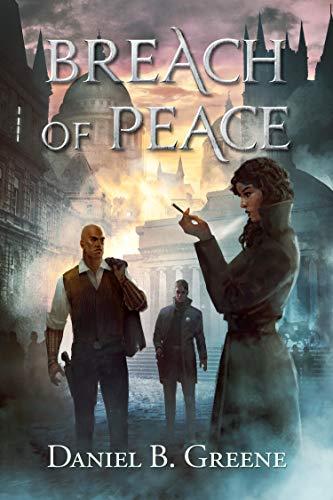 BREACH OF PEACE (English Edition)