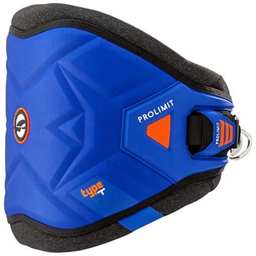 Prolimit Arnés de Cintura para Windsurf Type T Royal Blue 81020 - Perfil...