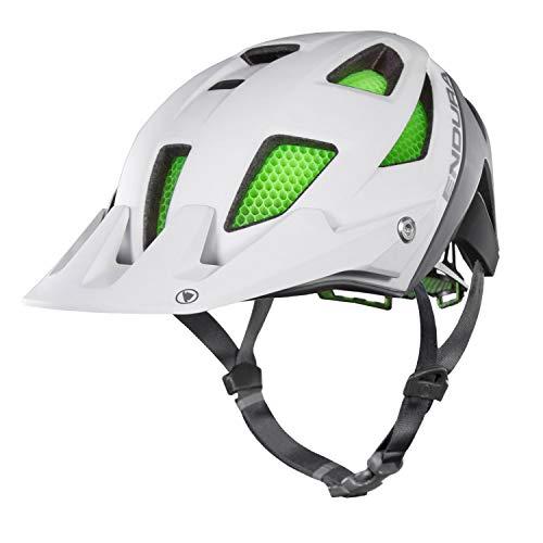 Endura MT500 Helm - weiß Größe L/XL