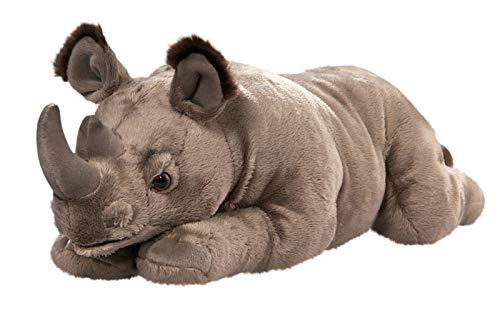 Carl Dick Peluche - Rinoceronte (Felpa, 42cm) Juguete 2372