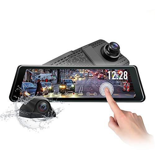 2021 Backup Camera,Eonon 9.88 Inch Full Touch...