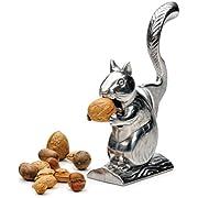 RSVP Nutty Squirrel Heavy Duty Cast Aluminum Nutcracker