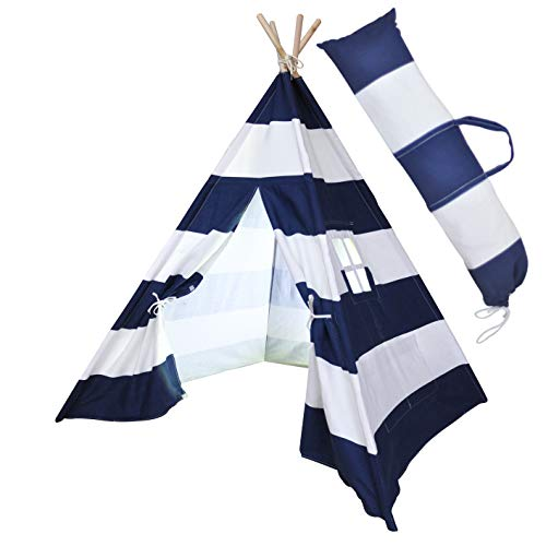To the Least of These Kids Teepee Tent for Kids with Case,...
