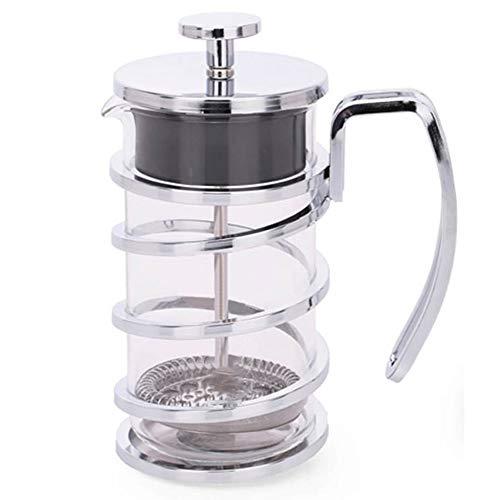 Learn More About Espresso Coffee Makers French Press Pot Glass Tea Maker Domestic Coffee Pot 304 Sta...