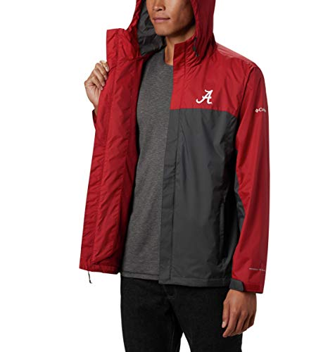 Columbia NCAA mens Glennaker Storm Jacket