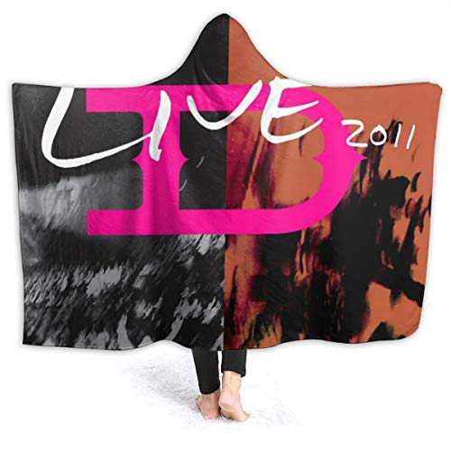 MAJJAKJH-id Blanket Hoodie Duran Duran A Diamond in The Mind Adults and Children Blanket Blanket, Soft Cape, Shawl Wrap