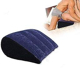 Oreiller gonflable, chaise/oreiller portatifs/coussin auxiliaire de coussin de triangle..
