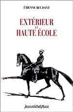 Extérieur et haute école d'Etienne Beudant