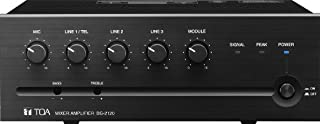TOA BG-2060 60 Watt Mixer Amplifier