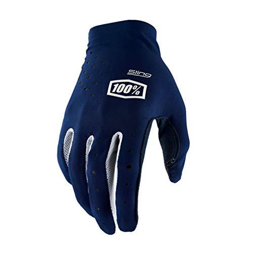 100% Sling MX Handschuhe, Erwachsene (Blau, Klein)
