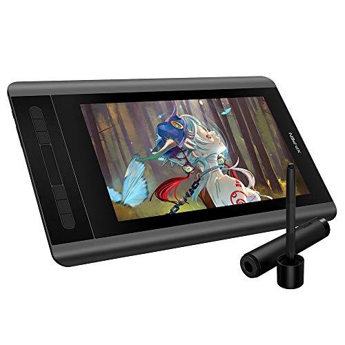 """XP-PEN Artist 12 11,6"""" HD IPS Pen Display Tablette de dessin avec 8192 niveaux de sensibilité à la pression 6 touches de raccourci et 1 barre tactile"""