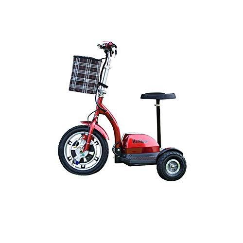 Sunzy Scooter de Mobile, de Tres Ruedas patín eléctrico Bicicleta Cambio de...