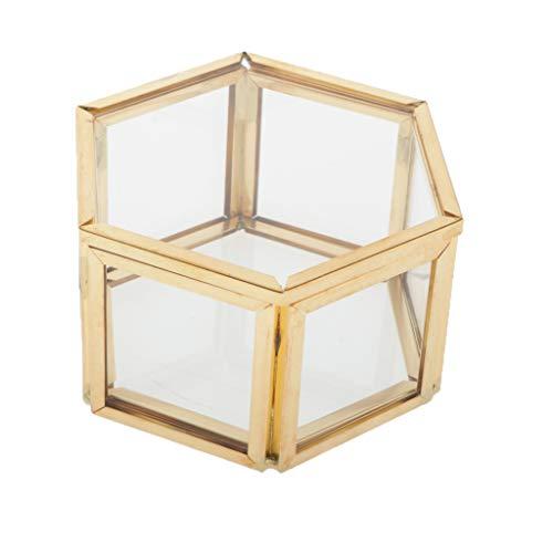 Colcolo Exhibición de La Caja del Organizador de La Joyería de Los Cosméticos del Viaje para Los Hombres de Los Relojes del Pendiente