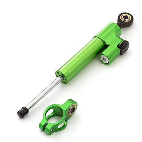 Motorcycle Adjustable Steering Damper Stabilizer Safety Control For GSXR600 GSX-R 600 2001-2010, GSXR750 GSX-R 750 GSR750 2001-2005, GSXR1000 GSX-R 1000 2001-2015, GSXR1300 HAYABUSA 98-16