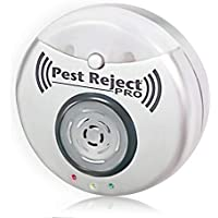 Pest Reject - Ahuyentador Pest Reject Pro Para Insectos, Roedores E Insectos Voladores