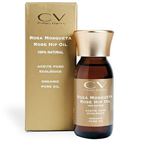 Aceite puro ecológico de Rosa Mosqueta de CV Primary Essence 100% Natural 60 ml