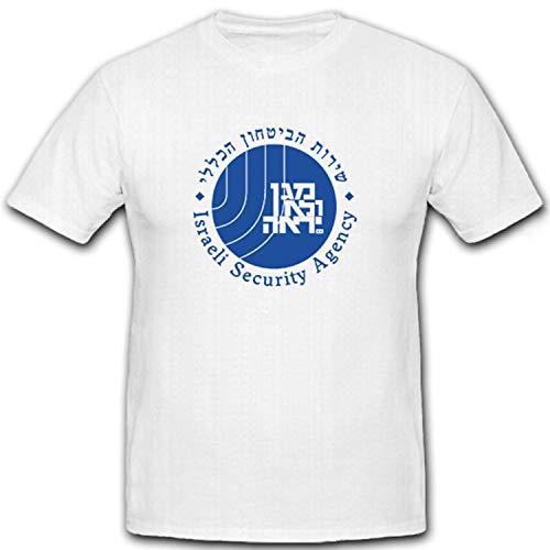 Copytec Israeli Security Agency–Camiseta # 7247