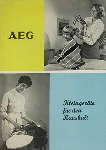 AEG Kleingeräte für den Haushalt