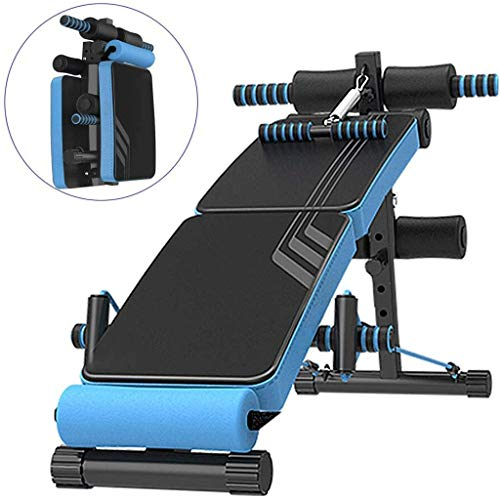 Find Cheap DEJA Sit-up Board,Adjustable Bench Sit Up Abdominal Fitness Crunch Board Slant Core Str...