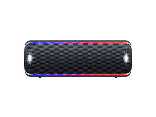 Sony SRS-XB32 Extra Bass Portable Bluetooth Speaker, Black (SRS-XB32/B)