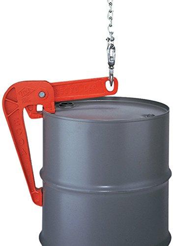 Wesco 440001 Las Vegas Mall Hoist Special sale item Mount Heavy Duty Ductile L Drum Iron Annealed