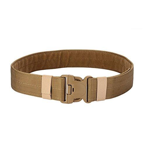 Forfar Mezzo Cintura cintura Strap Caccia fibbia regolabile utilit脿 pratica Attrezzatura cintura Rilascio rapido
