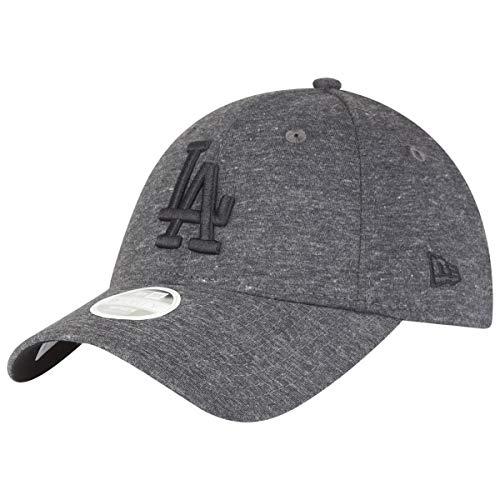 New Era MLB Jersey 9Forty Damen Adjustable Cap LA Dodgers Grau, Size:ONE Size