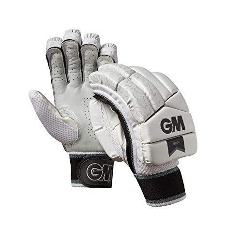 Gunn & Moore 505-Schlägerkissen für Erwachsene, Weiß/Silber/Schwarz