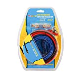 6/8/10GA Car Control Audio Cable Kit for Auto Amplifier Sub Woofer Wiring Power Amplifier Car Audio Sub Woofer Wire, AMP Wiring, Auto Audio Cables