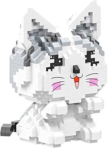 FJJF Blocks Model Mini Assembled Bricks für Baustein Spielzeug Bausteine Educational Cartoon Series-EIN