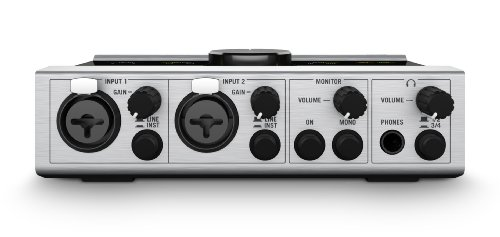 Native Instruments Komplete Audio 6 - Interfaz audio (MIDI, RCA, PDIF), color negro y gris