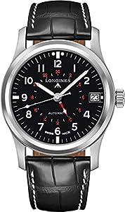 Longines Heritage GMT Mens Watch L2.831.4.53.0 image