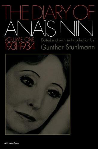 1931-1934: 001 (Diary of Anais Nin)