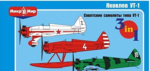 Price comparison product image Soviet aircraft type Yakovlev UT-1,  UT-1B