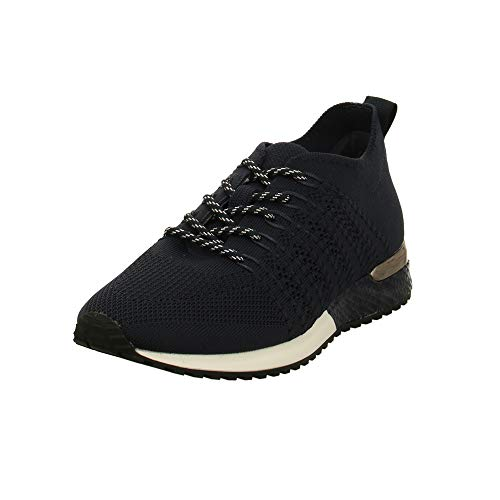 La Strada 1832649 - Damen Schuhe Sneaker - 4560-knitted-blue, Größe:36 EU