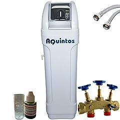 Décalcotique aqueux MKB 60 Eco-Line d'Aquintos Traitement de l'eau | Installation de détartrage avec fonction de bypass pour 100% d'eau exempte de chaux | Kit complet