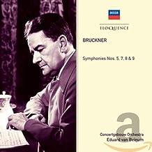Bruckner: Symphonies No 5, 7,