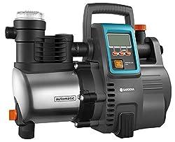 Energiesparend und komfortabel: Eine intelligente Elektronik aktiviert die Pumpe bei Wasserbedarf und schaltet sie danach wieder ab. Alles vollautomatisch und energiesparend Sicher und schnell: Die innovative Rückschlagventil-Technik garantiert eine ...