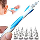 Best Ear Cleaners - q Grips Earwax Remover - Soft Silicone Ear Review