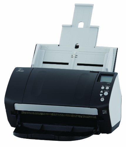 FUJITSU FI-7160 - Escáner de Documentos (USB 3.0), Negro