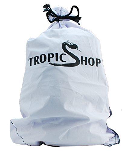 Tropic-Shop Reptilien Transportbeutel - Schlangensack - Schlangenbeutel 20x30cm