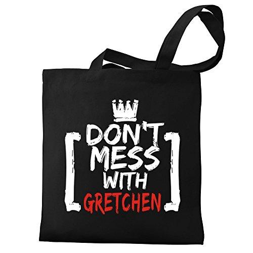 Eddany Don't Mess with Gretchen Bereich für Taschen