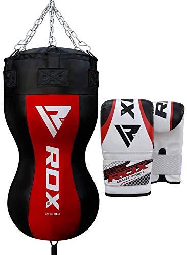 RDX Heavy Boxing Uppercut Maize Body Punch Bag Filled MMA UFC Training Muay Thai
