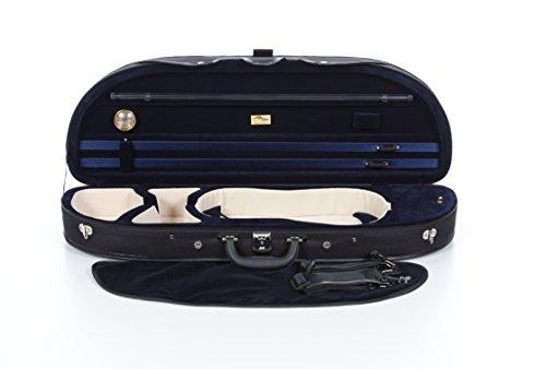 Custodia per violino gommapiuma 4 4 Marineblau M-Case