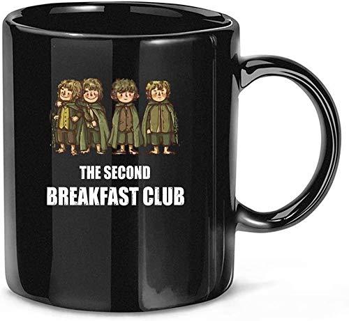 OceanPrint The Second Breakfast Club LOFR Fan Gift Mug Cup Ceramic