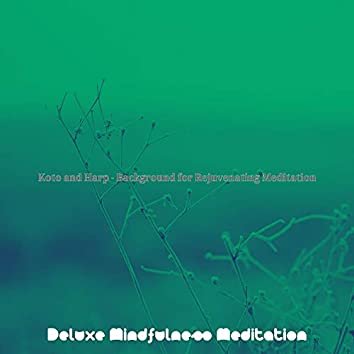 Koto and Harp - Background for Rejuvenating Meditation