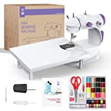 Sewing Machine with Sewing Kit, New USB Plug