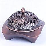 LAY China Horno de Madera de sándalo decoración de la decoración, aromaterapia Estufa de Madera de sándalo incensario de Incienso Buda decoración de la Ceremonia del té,B